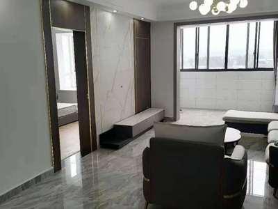龙山花园 全新精装 未住过 108平米 3房2厅 南北通透 电梯好楼层