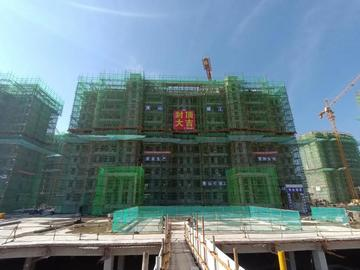 2021年8月31日工程进度实拍
