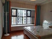 恒大滨江左岸,3室全新精装修。拎包入住。首次出租。月住宅