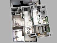 出售黄山元一大观2室1厅1卫54平米48万住宅