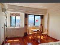 市中心,熙城国际,电梯中间楼层,精装单身公寓,设备齐全可拎包入住