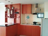 阳湖片 中心地段 江南之星 正规一室一厅 精装修 拎包入住 家电齐全