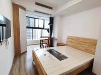 元一大观 精装修公寓 家具家电齐全 1000月 随时看房 拎包入住