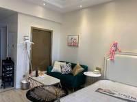 景徽国际 精装修公寓 首次出租 家具家电齐全 配套齐全 看房方便 拎包入住