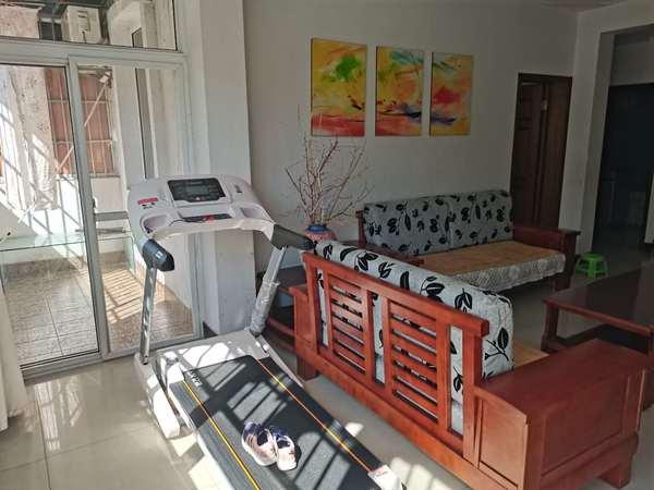 黎阳片区 泰丰花园大三房 精装修 四个阳台 面积112平米 钥匙在手 随时看房