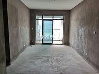 新安印象 一线江景黄金楼层 2室2厅视野采光充足纯毛坯 仅售113