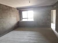 绿地滨江壹号电梯黄金楼层 毛坯大两房 送地下停车位随时看房有钥匙