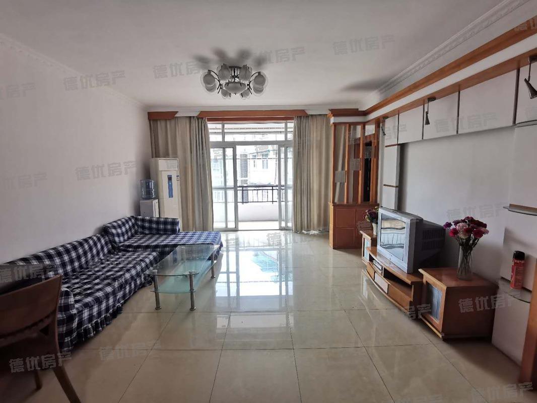 秀水豪园精装2房出租 家具家电齐全 可直接拎包入住 带杂物间 1300/月