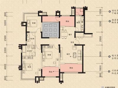 天都首郡精装大4房 电梯黄金楼层 一线江景房 房东诚售 随时看房!
