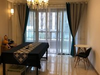 恒大滨江左岸,精装三房,家具家电齐全,小区环境优美