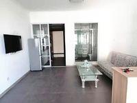 东方丽景精装公寓 带外阳台 可烧饭 家具齐全 拎包入住