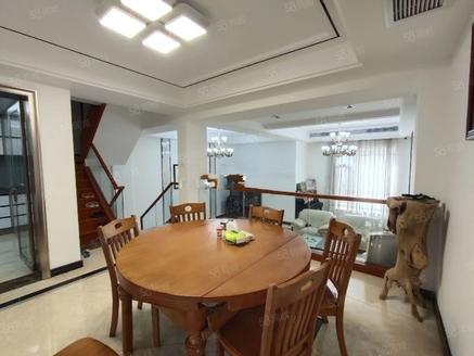 II 新巢房产 II江南新城品质联排 精装没这么住人 带私家大花园 家私电全送