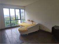 江南新城三室两厅一厨两卫两阳台简单装潢房屋出售