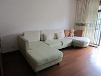 江南新城二室二厅一厨一卫精装潢房屋出租