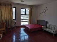百鸟亭小学六中江南新城单身公寓 有外阳台 一室一厅一厨一卫