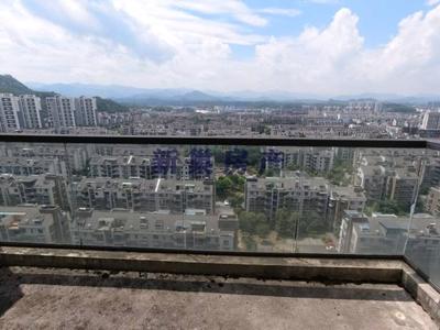 江南新城 空中花园 俯瞰新安江 独此一家