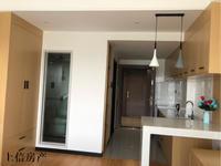 出租翡翠滨江精装45平公寓,家具家电齐全,拎包入住