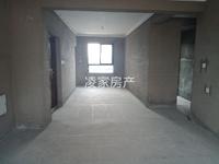 栢悦华庭旁,电梯黄金高层大四房,南北通透,赠送产权车位,看房方便有钥匙