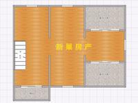 II 新巢房产 II 永佳福邸复式楼 稀缺户型 楼下正规4房 大露台 送杂物间!