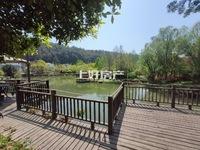 桃花源湖景双拼出售270万 使用面积200平加 朝南大院子