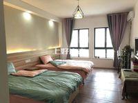 江南片区新小区,电梯房单身公寓,精装修拎包入住,1100一个月