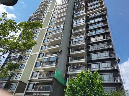 真实在售,东方丽景禧园,电梯边套三房二厅二卫,南北通透户型,全新精装修基本未住