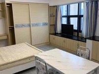 御景佳苑 精装修一室一厅公寓 家具家电齐全 配套完善 随时看房 拎包入住