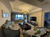 栢景电梯大复式,平顶两层同高,带大露台,赠送产权车库一个,80万豪装彰显贵族气质