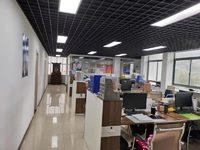 便宜市中心办公楼精装修233平全新精装修直接可以办公好停车周边配套完善办公