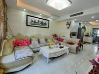 栢景雅居紫薇轩精装大三房,边套全明户型,赠送品牌家具家电,小区中心位置,诚心出售
