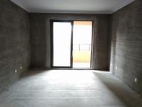 栢悦华庭旁,电梯高层双阳台,户型方正南北通透,赠送产权车位,看房有钥匙