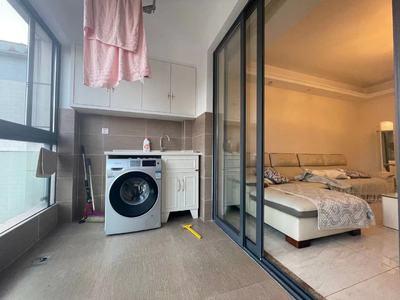 中铁滨江名邸 全屋精装修 拎包入住 所有家具家电齐全 有钥匙随时看房