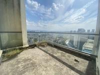 江南新城稀缺空中别墅,江景房,一流视野,城南片区就此一套,错过就没了