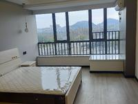 翡翠滨江 精装修公寓 首次出租 家具家电齐全 随时看房 拎包入住