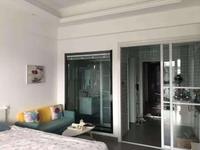 景徽国际45平方,带外阳台,全新装修,空间感大带厨房,卫生间干湿分离,报价52万