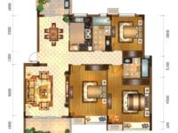 禧园一楼带院子,纯毛坯三房,3室2厅2卫,朝南60平院子