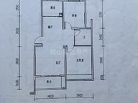 江南,阳湖片区,六中学区,御泉湾毛坯两房,黄金楼层,另有车位可另售,