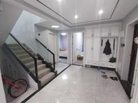 栢景雅居玉兰轩电梯复式,使用面积大,产证面积100,楼上全增送,南北双露台,好房
