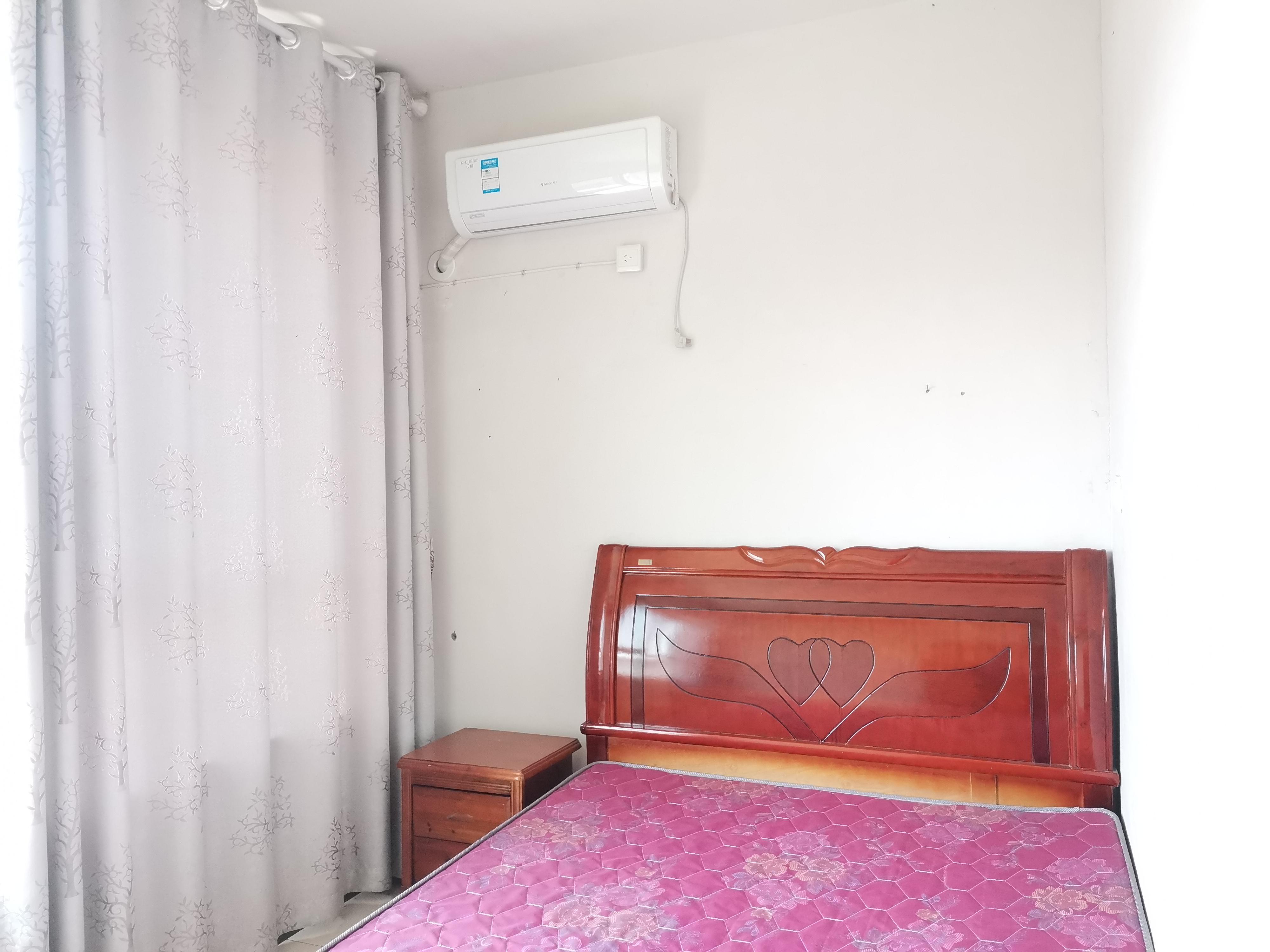 百分百真房源 梅林国际 近一中 2室2厅大阳台 家具家电齐全拎包入住