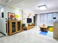 江南新城婚房装修大4房,满五唯1,送杂物间一个,另售车库一个,业主移居外地出售