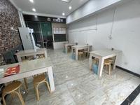 江南新城沿街商铺 接手直接做餐饮 设备齐全