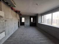城东高端小区 栢悦华庭 电梯中高层 全景落地窗 纯毛胚3室 160万随时看房
