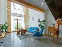 远洋桃花岛植物园北欧风 度假 可做 民宿