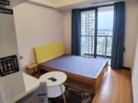 黄山元一大观精装公寓,电梯好楼层,朝南带阳台,短租长租都可以,设备齐全可拎包入住