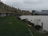 银河湾-湖景联排别墅-毛坯带负一层带院子-看房提前约