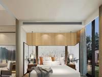 离市区5分钟 loft公寓 实用120平毛坯 大空间可做3室2卫