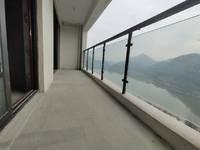 一线江景3室2厅2卫123平米175万好楼层,双开间朝南带7米长外阳台