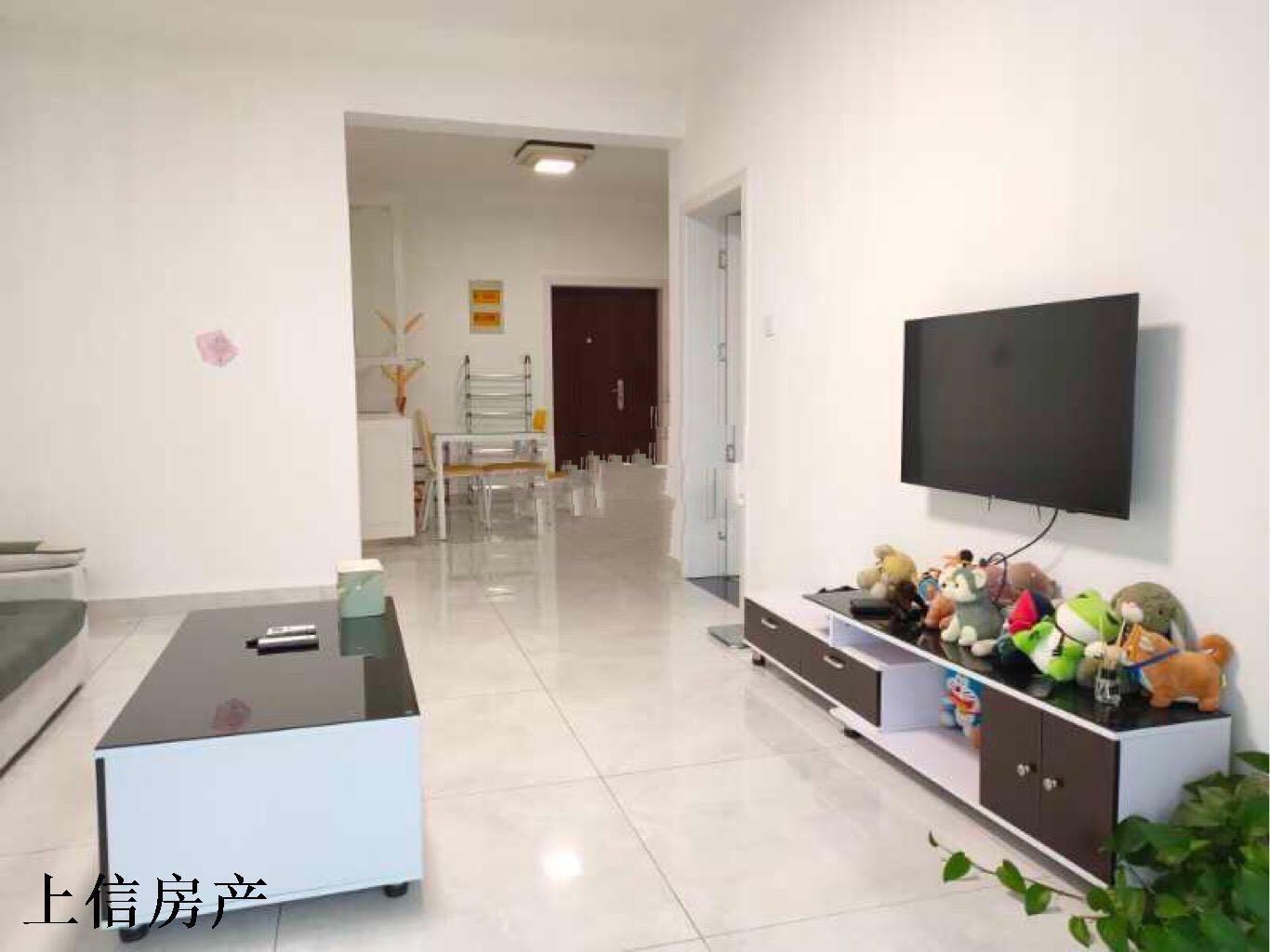 出租玉屏 齐云府2室2厅1卫95平米1600元/月住宅