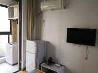 黄山大观精装修70年产权小公寓,家具家电齐全拎包入住,朝南带阳台采光好,满2年