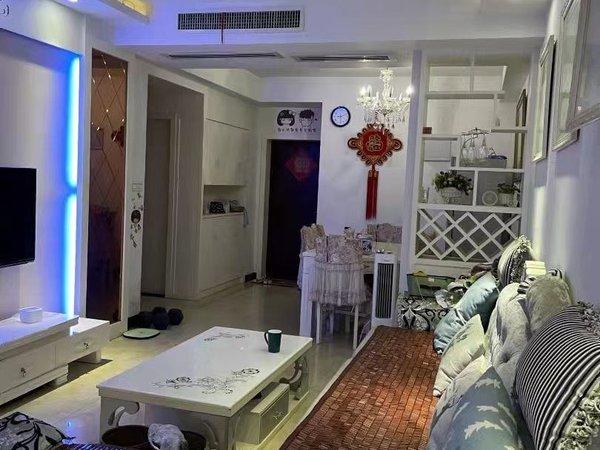 出租栢景雅居2室2厅1卫90平米2000元/月住宅